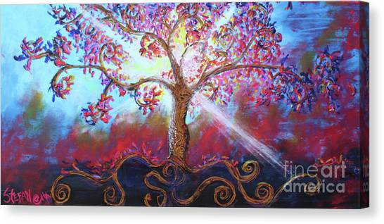 Treevelation Canvas Print