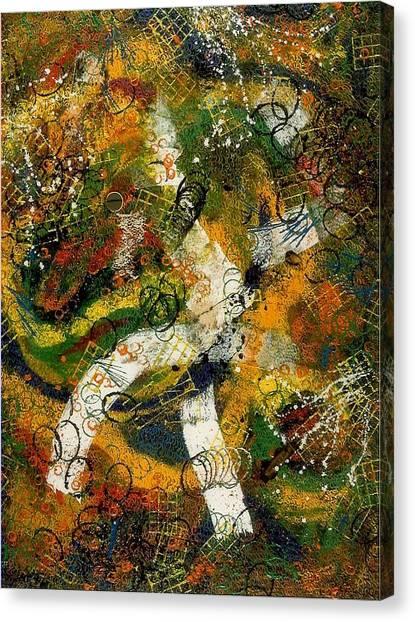 Tres Distingue Canvas Print by Dominique Boutaud
