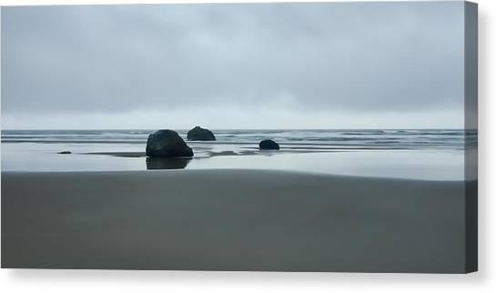 Tres Rocas Canvas Print
