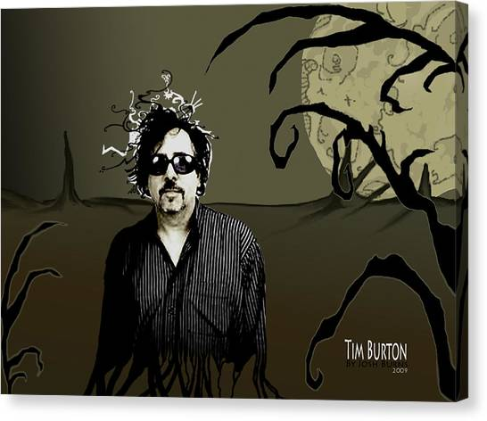 Tribute Canvas Print by Josh Burns