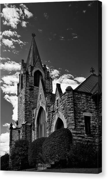 Trinity Church Canvas Print