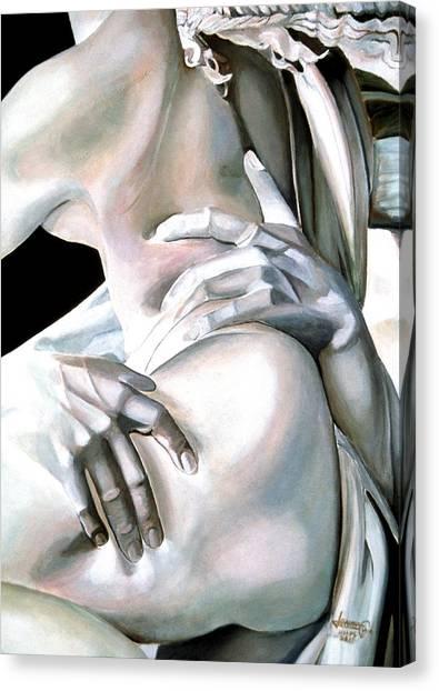 Trop By Bernini Canvas Print