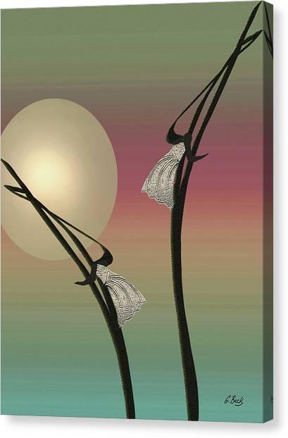 Tropic Mood Canvas Print