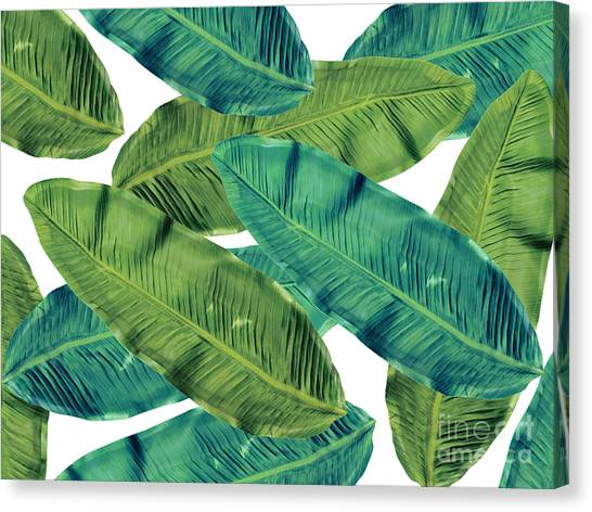 Canvas Print - Tropical Colors 2 by Mark Ashkenazi