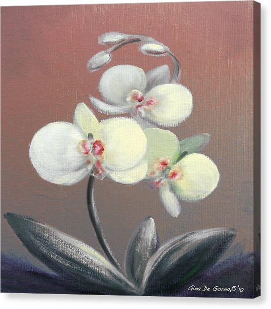 Tropical Elegance 3 Canvas Print