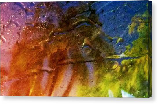 Tropical Low #4 Canvas Print