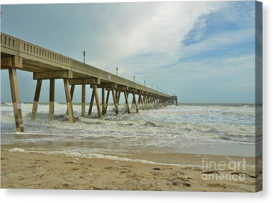 Tropical Storm Ana 1 Canvas Print