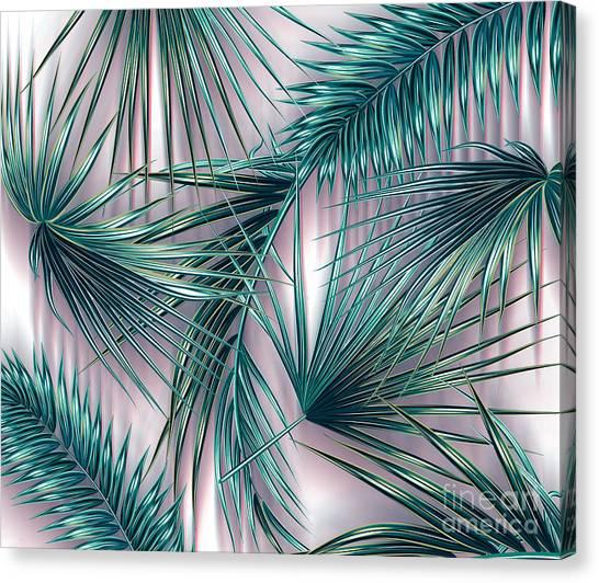 Tropical Canvas Print - Tropicana  by Mark Ashkenazi