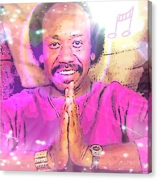 True Devotion  Canvas Print