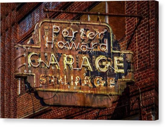 Trust In Rust Canvas Print
