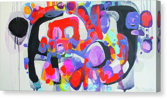 Canvas Print - Try Me by Claire Desjardins