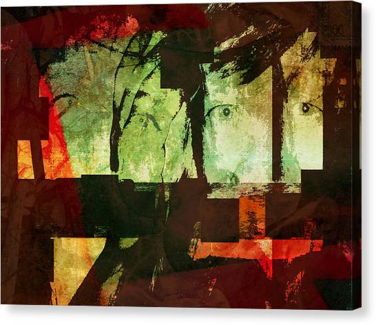 Reality, Illusion, And Perception Canvas Print