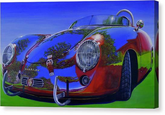 Tub Effects Canvas Print by Lynn Masters
