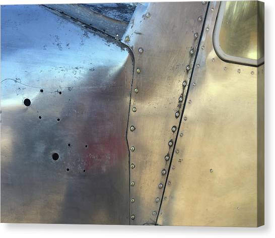 Tucumcari Fuselage Canvas Print