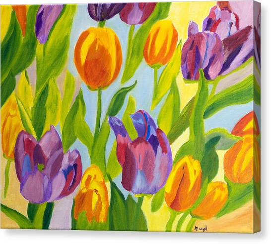 Tulip Fest Canvas Print