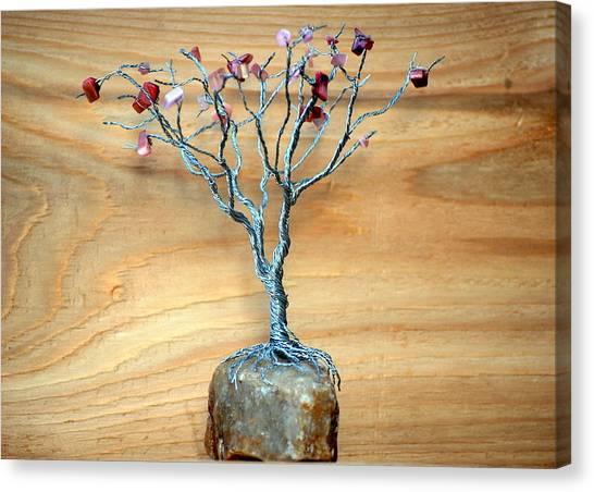 Tulip Tree Canvas Print