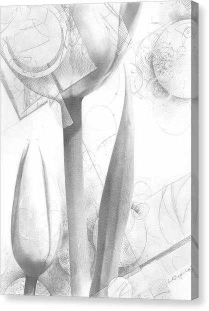 Tulips No. 2 Canvas Print