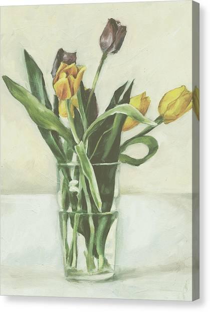 Tulips Canvas Print by Sarah Madsen