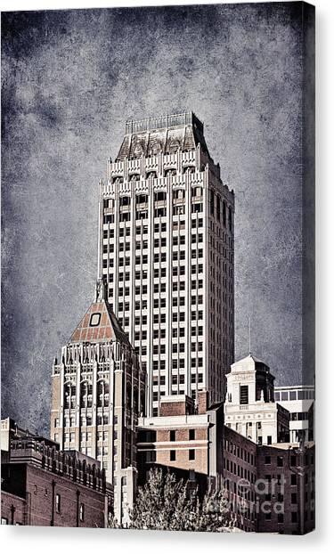 Tulsa Art Deco I Canvas Print