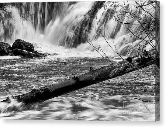 Tumwater Waterfalls#2 Canvas Print