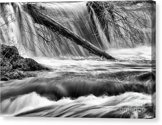 Tumwater Waterfalls#3 Canvas Print