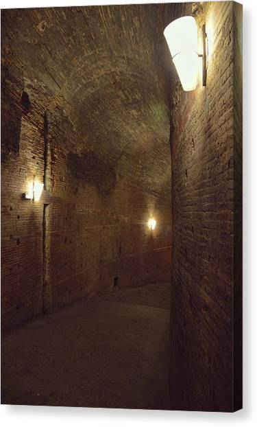 Tunnels Canvas Print by JAMART Photography