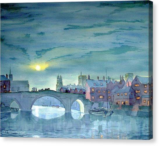 Turner's York Canvas Print