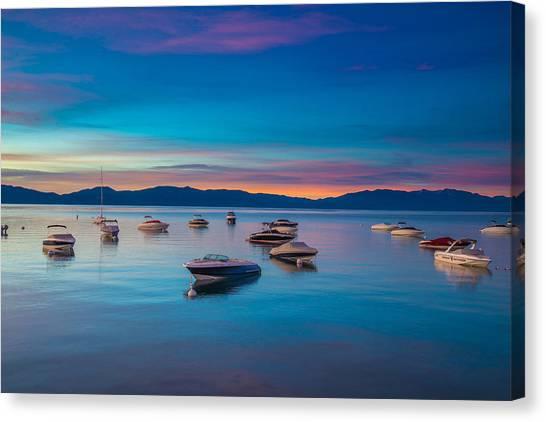 Turquoise Dream Canvas Print