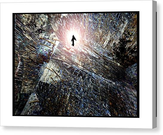 Twin Towers 9 11 Canvas Print