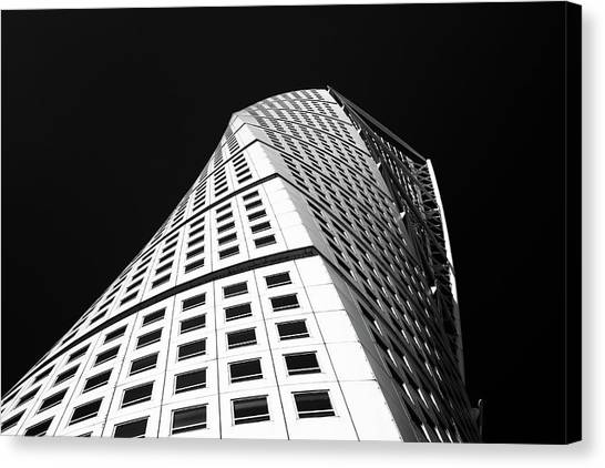 Twisted #1 Canvas Print