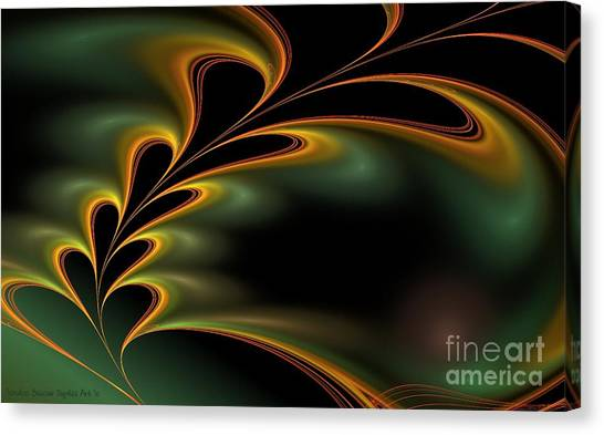 Twitterpated Canvas Print