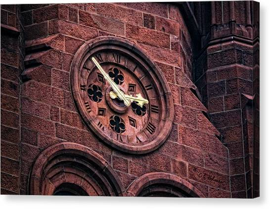 Smithsonian Museum Canvas Print - Two Fifty Three by Christopher Holmes