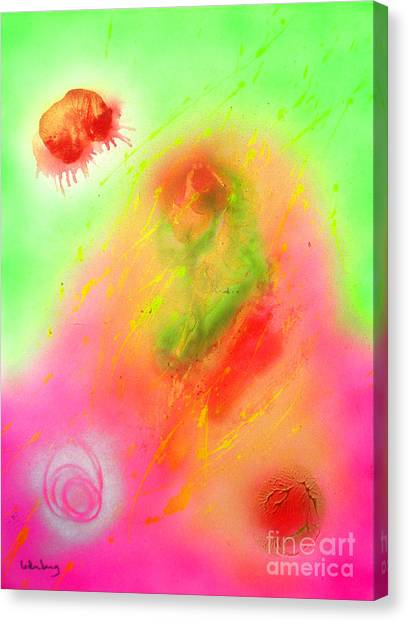 Tzfasser 27 Canvas Print