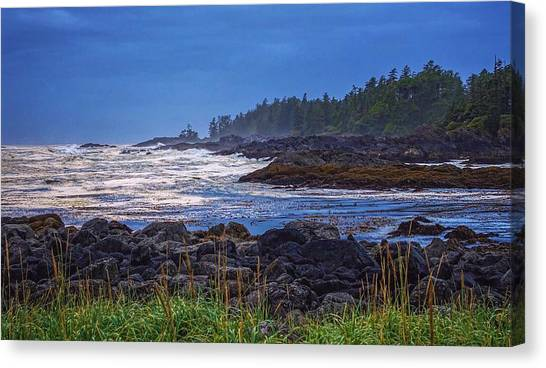 Ucluelet, British Columbia Canvas Print
