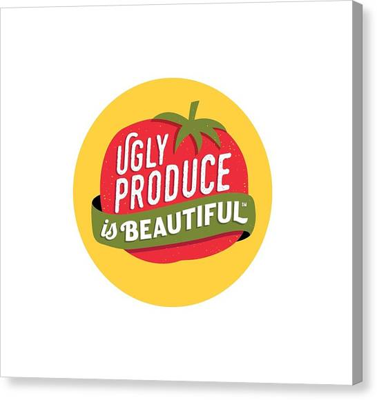 Ugly Produce Is Beautiful Canvas Print