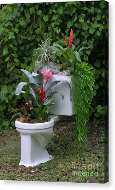 Ultimate Flower Pot Canvas Print
