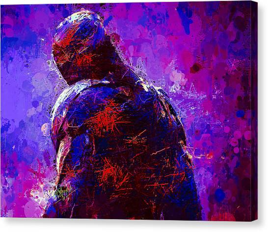 Ultron Canvas Print