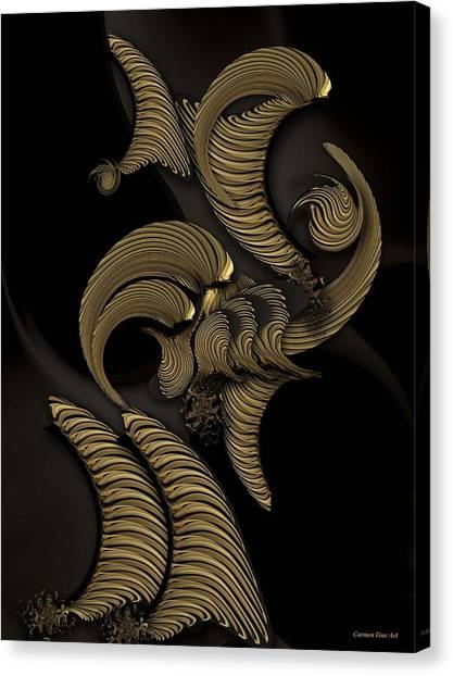 Canvas Print - Undefined Compilation - Vegetable by Carmen Fine Art