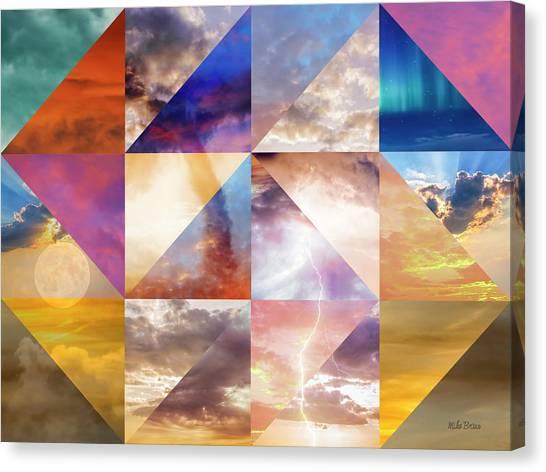 Under Heaven Canvas Print