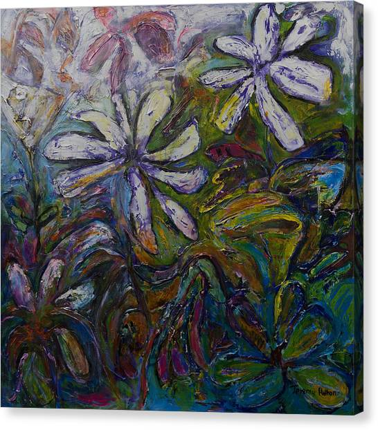 Undergrowth Canvas Print by Jeremy Holton