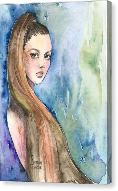 Underwater Heaven Canvas Print