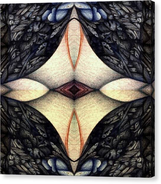 undesignated image XI twentyseven Canvas Print