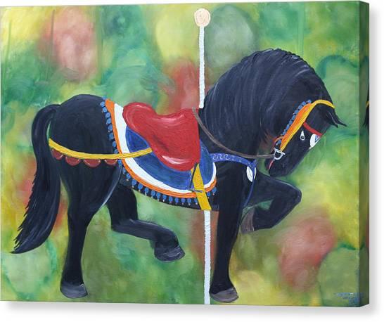 Unforgettable Spirit Canvas Print by Tammy Dunn