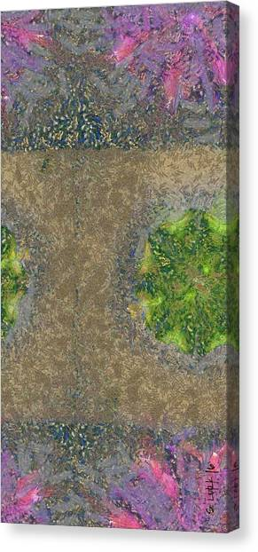 Cal Poly Canvas Print - Unhex Unclothed Flower  Id 16164-194203-05480 by S Lurk