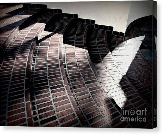 Union Steps Canvas Print