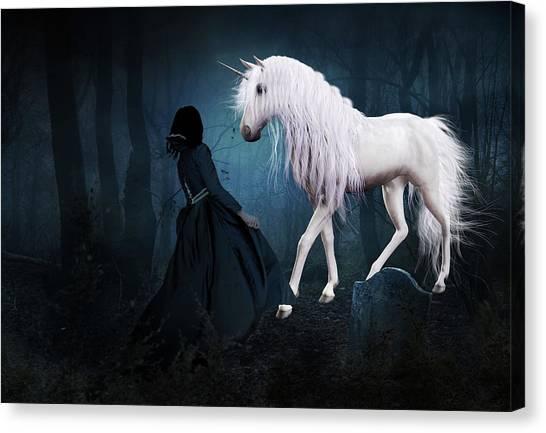 Unique And Extraordinary Canvas Print