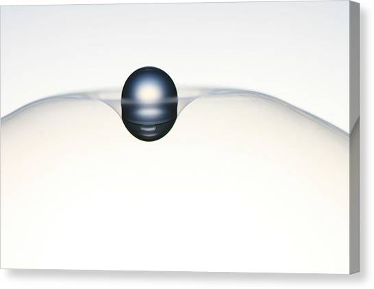 Universe Balance 1. Minimalism Canvas Print