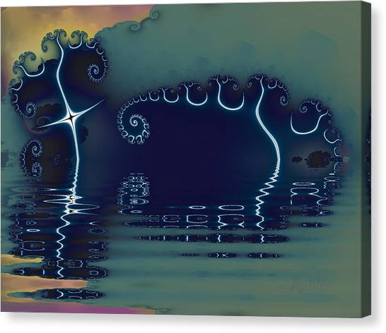 Unknow Canvas Print