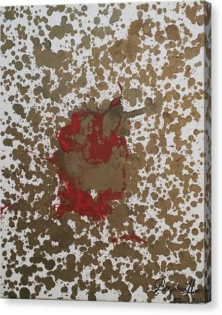 Ted Cruz Canvas Print - Unlove Me by Benjamin Harms