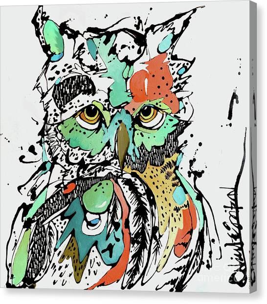 Unphased Canvas Print